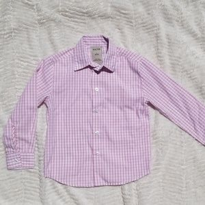 5 Kenneth Cole longsleved dress shirt